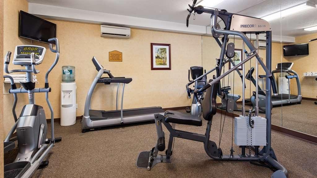 Best Western Plus Walla Walla Suites Inn - Fitness Center