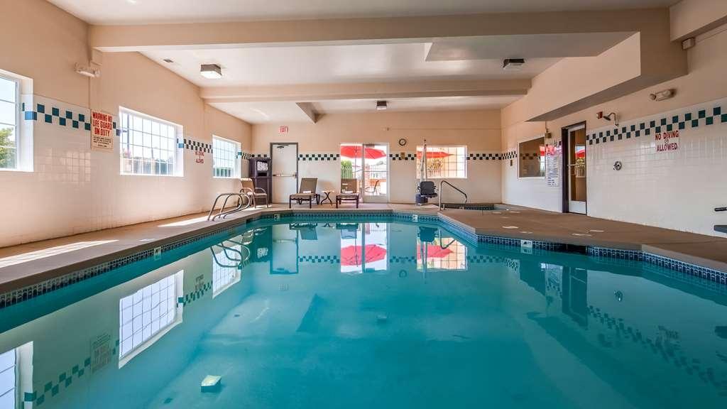 Best Western Plus Walla Walla Suites Inn - Piscina