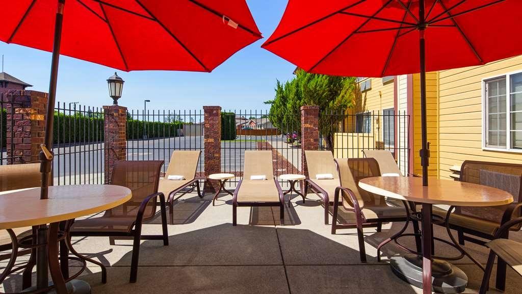 Best Western Plus Walla Walla Suites Inn - Lounge Area