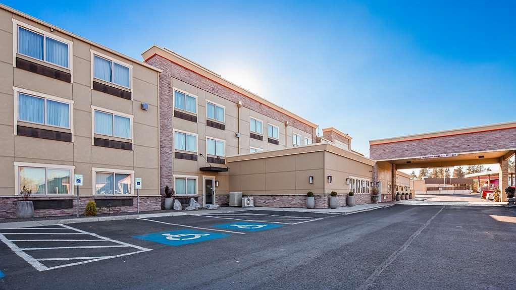 Best Western Plus Peppertree Airport Inn - Area esterna