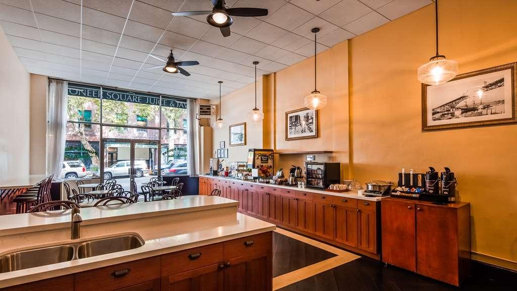 Best Western Plus Pioneer Square Hotel - Restaurant / Etablissement gastronomique