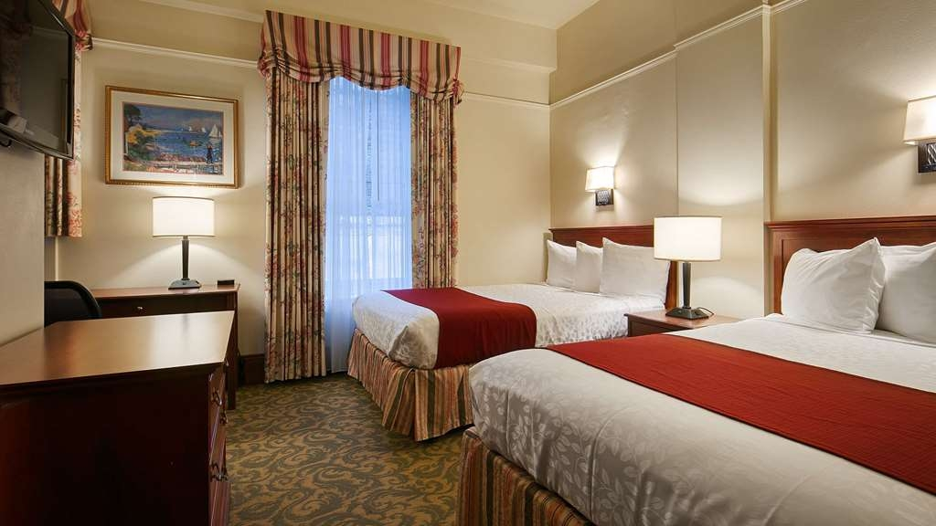 Best Western Plus Pioneer Square Hotel Downtown - Deluxe Double Room
