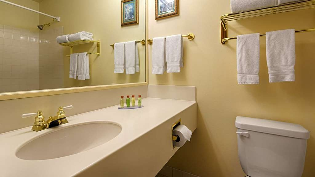 Best Western Plus Pioneer Square Hotel Downtown - Bagno