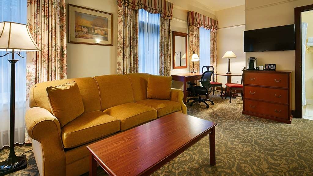 Best Western Plus Pioneer Square Hotel Downtown - Come stay with us when you visit Seattle!