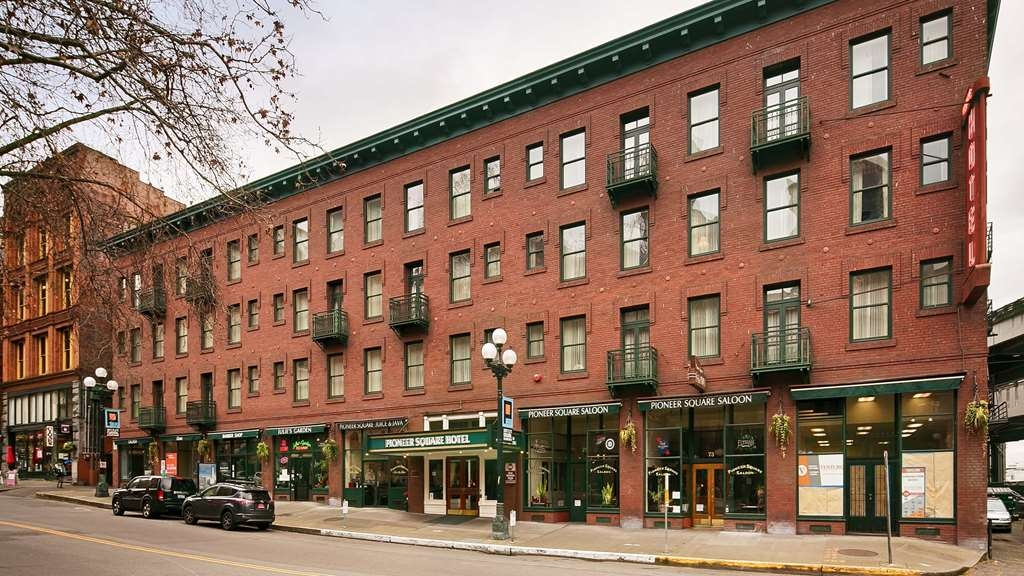 Best Western Plus Pioneer Square Hotel Downtown - Façade