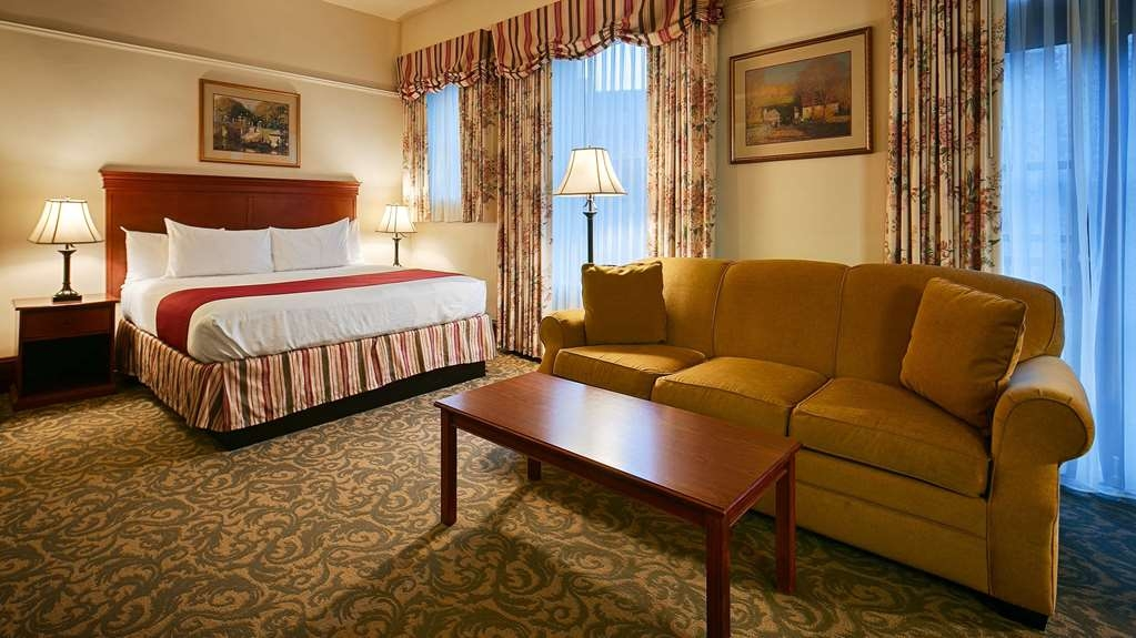 Best Western Plus Pioneer Square Hotel Downtown - Every room is 100% non-smoking.