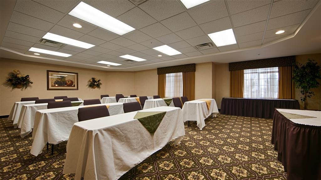 Best Western Plus Kennewick Inn - Sala de reuniones