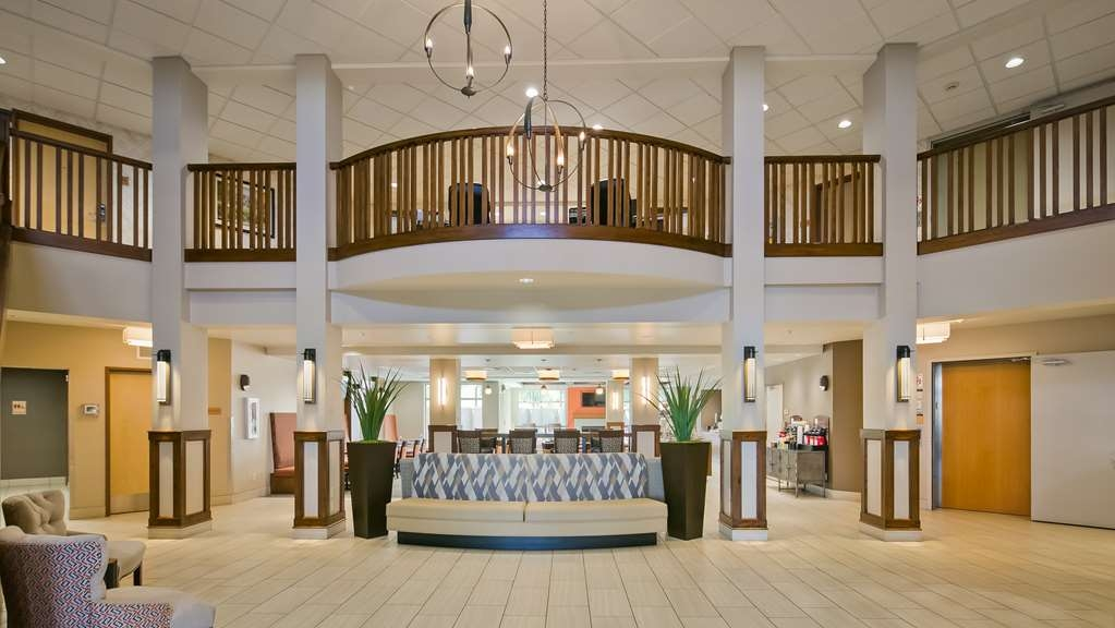 Best Western Plus Kennewick Inn - Hall