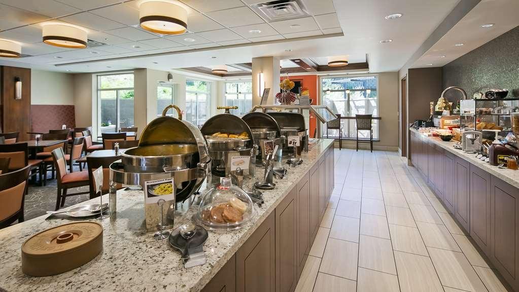 Best Western Plus Kennewick Inn - Breakfast Area