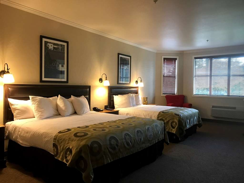 Best Western Wesley Inn & Suites - King Bed and Queen Bed