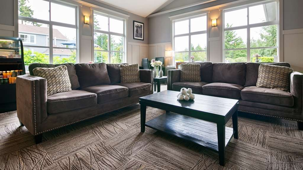 Best Western Wesley Inn & Suites - Lobbyansicht