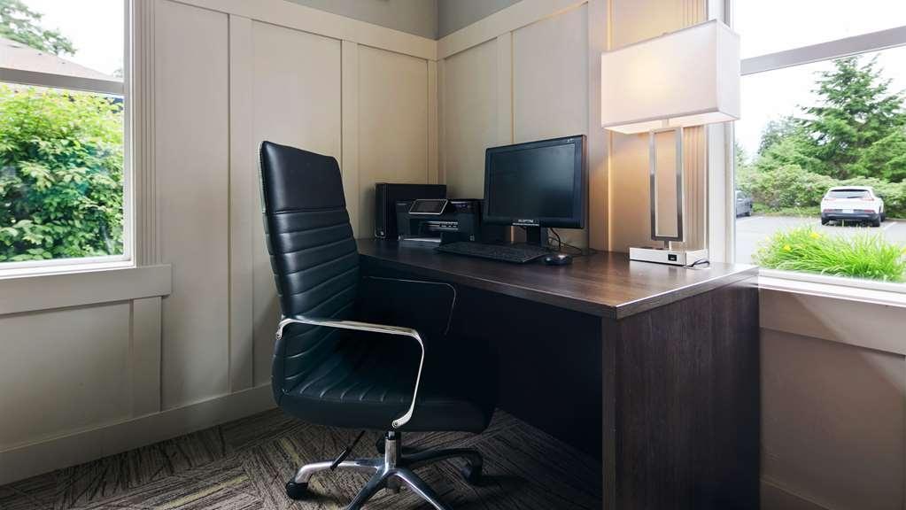 Best Western Wesley Inn & Suites - Geschäft-zentrum