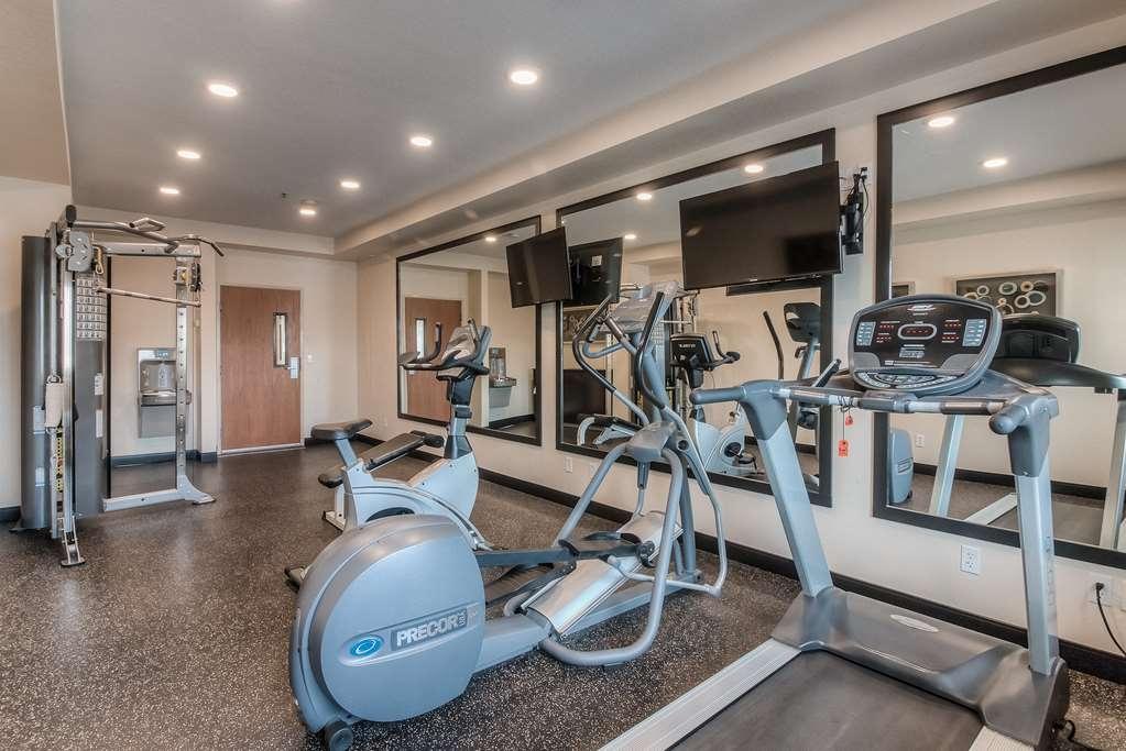 Best Western Plus Yakima Hotel - exercise chambre