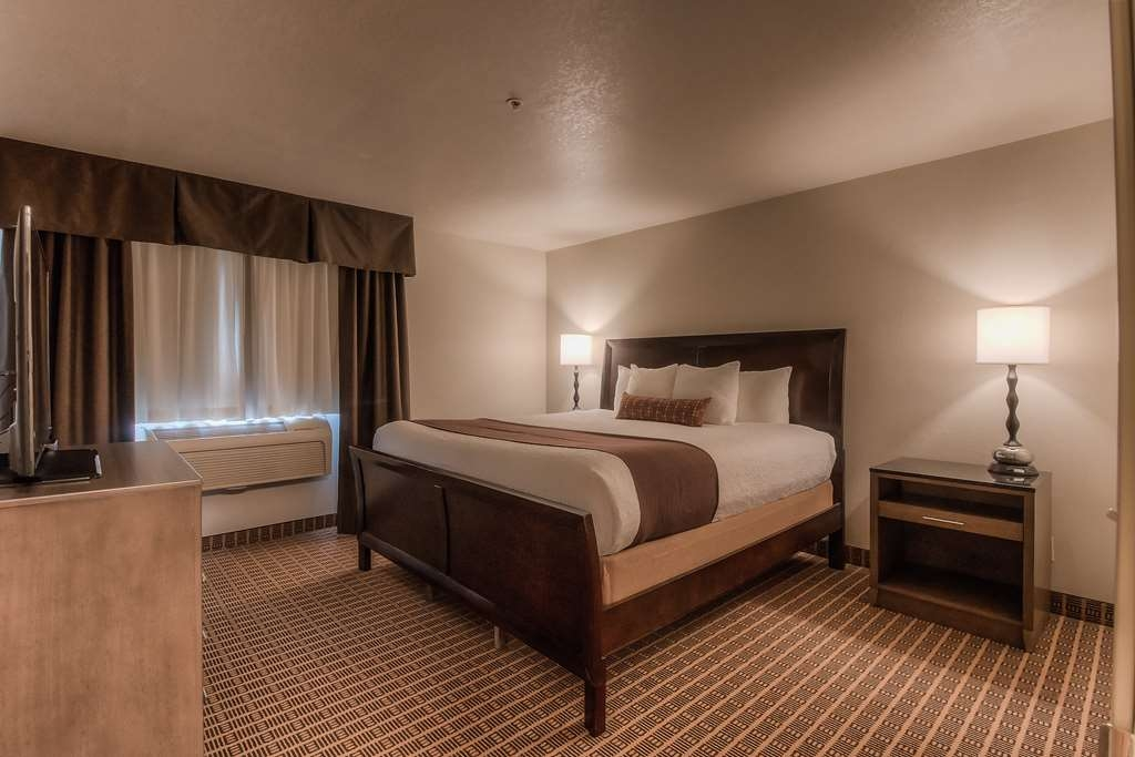 Best Western Plus Yakima Hotel - Suite