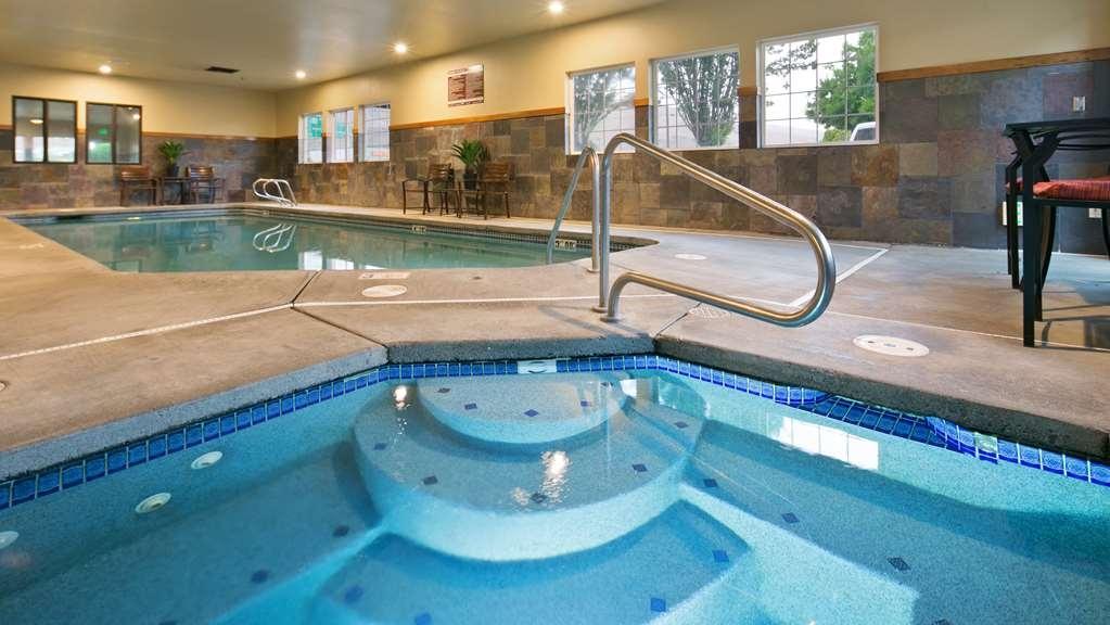 Best Western Plus Yakima Hotel - chaud baignoire