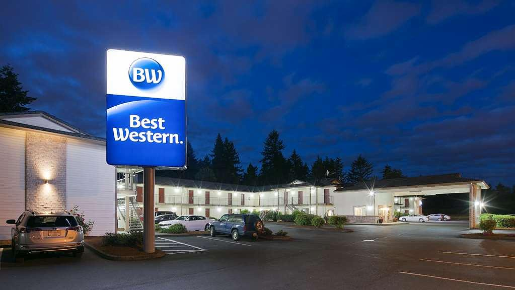 Best Western Inn of Vancouver - Area esterna