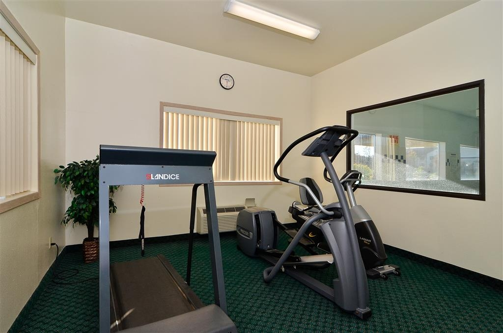 Best Western Inn of Vancouver - Centro fitness