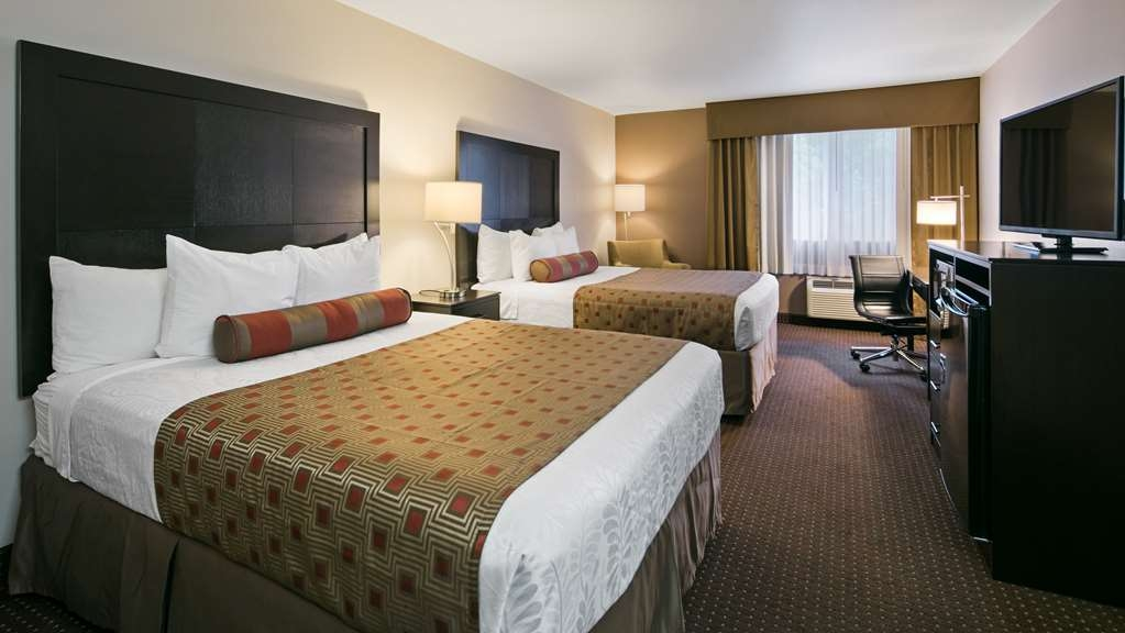 Best Western Inn of Vancouver - Camere / sistemazione