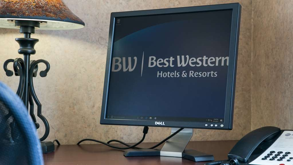 Best Western Inn of Vancouver - affari-centro