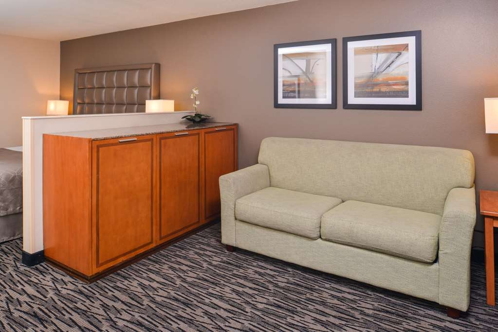 Best Western Plus Mountain View Auburn Inn - Habitaciones/Alojamientos