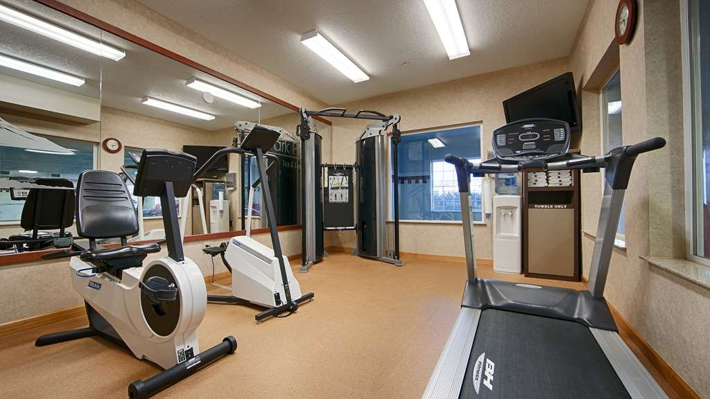 Best Western Plus Park Place Inn & Suites - Club de salud