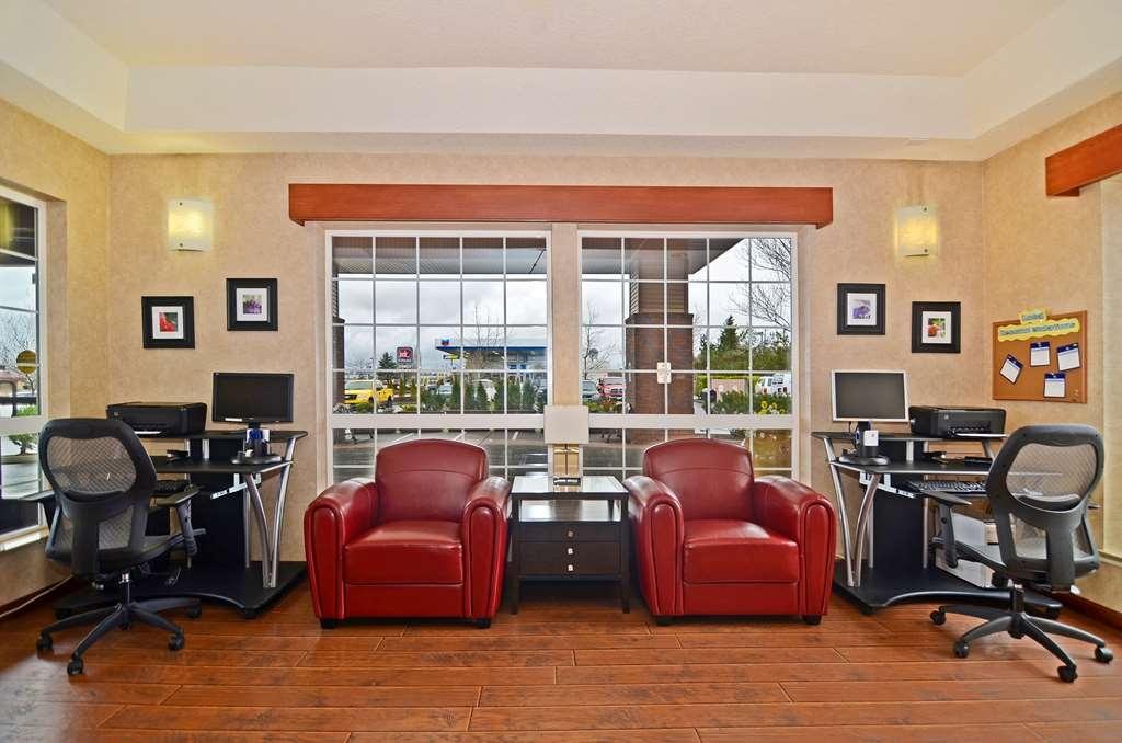 Best Western Plus Park Place Inn & Suites - affari-centro