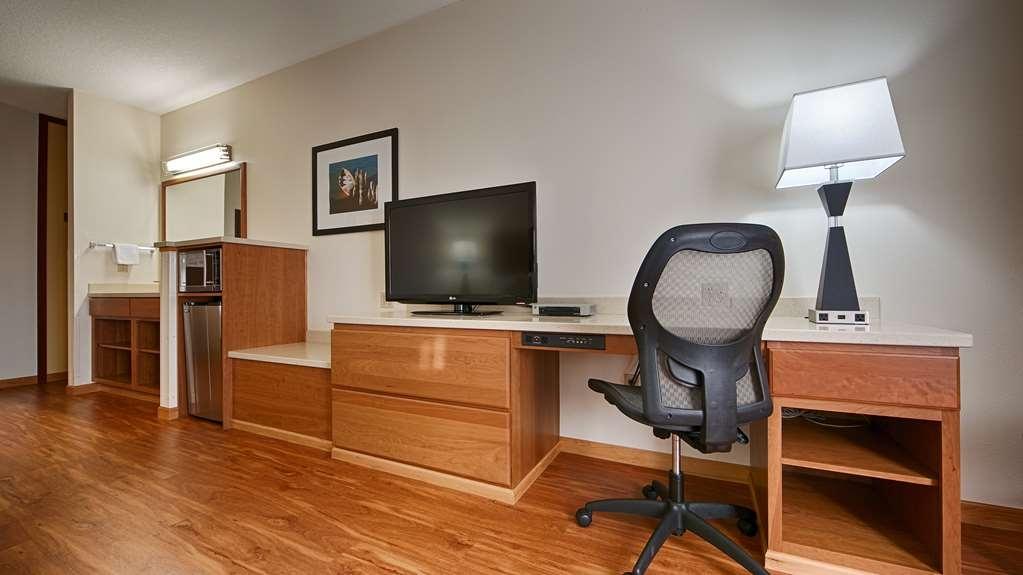 Best Western Plus Park Place Inn & Suites - Chambres / Logements