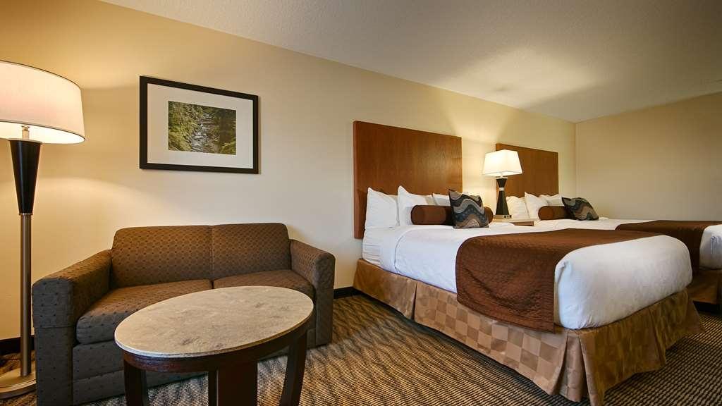 Best Western Plus Park Place Inn & Suites - Camere / sistemazione
