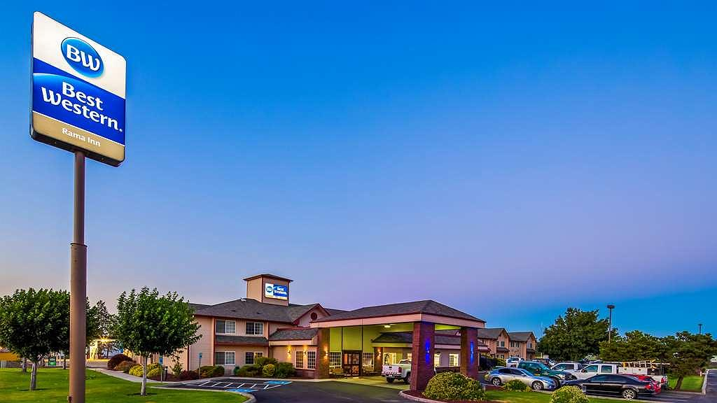 Best Western Rama Inn - Vista exterior