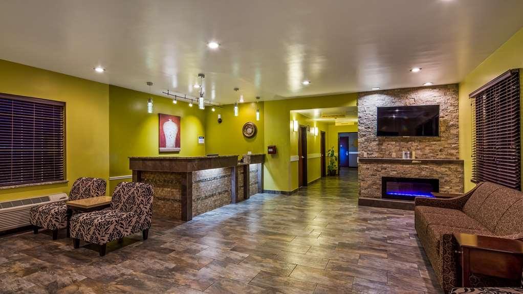 Best Western Rama Inn - Hall