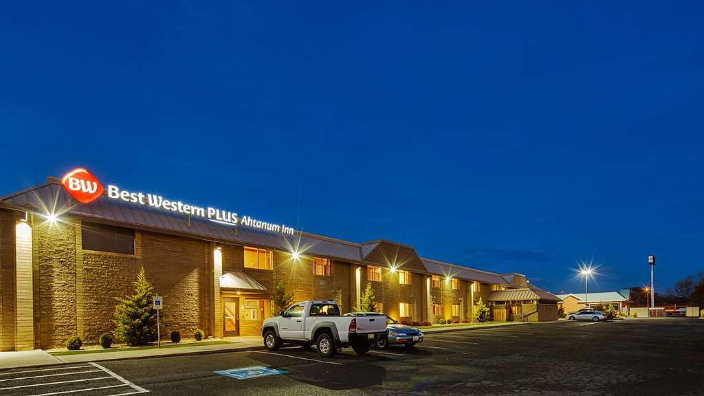 Best Western Plus Ahtanum Inn - Welcome to the Best Western Plus Ahtanum Inn