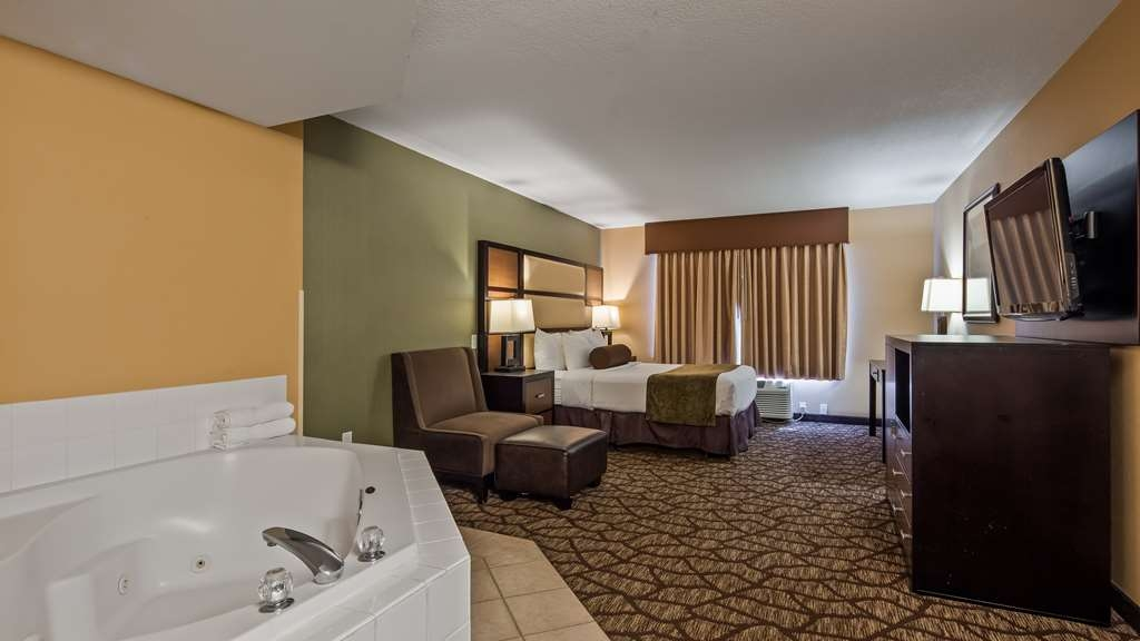 Best Western Plus Vancouver Mall Dr. Hotel & Suites - Camere / sistemazione