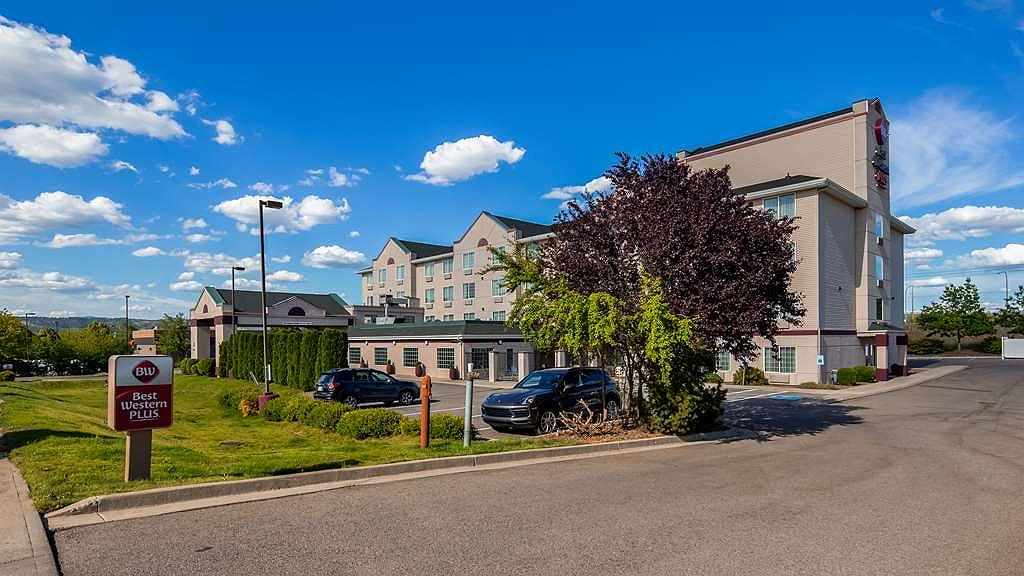 Best Western Plus Liberty Lake Inn - Area esterna