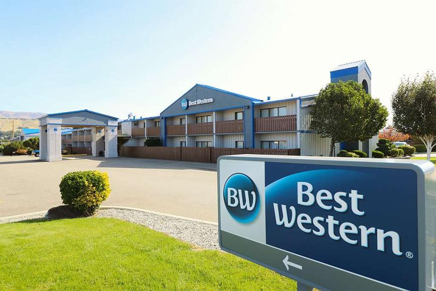 Best Western Chieftain Inn - Vue extérieure