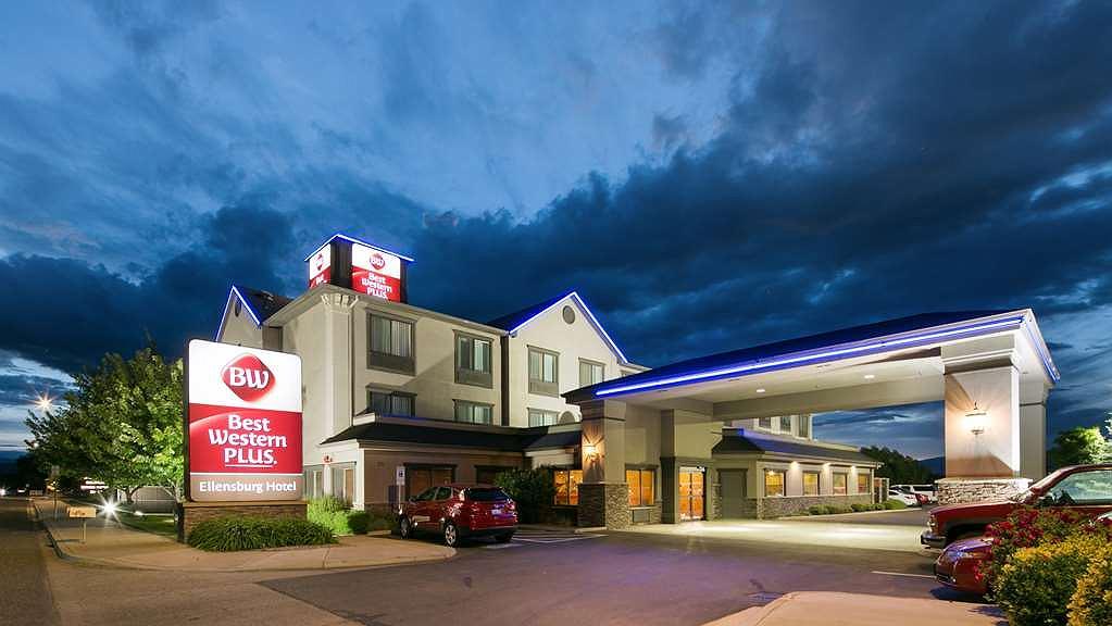Best Western Plus Ellensburg Hotel - Vista exterior