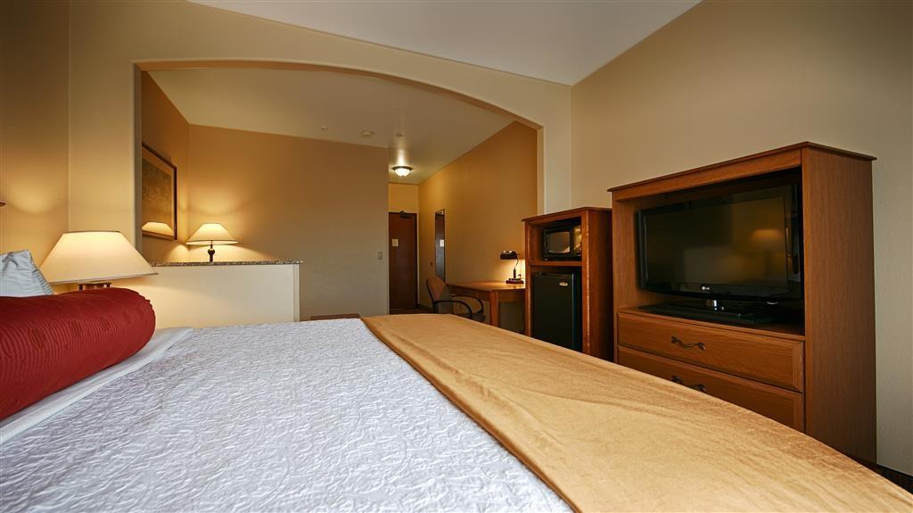 Best Western Plus Ellensburg Hotel - Gästezimmer