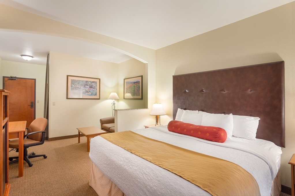 Best Western Plus Ellensburg Hotel - junior suite