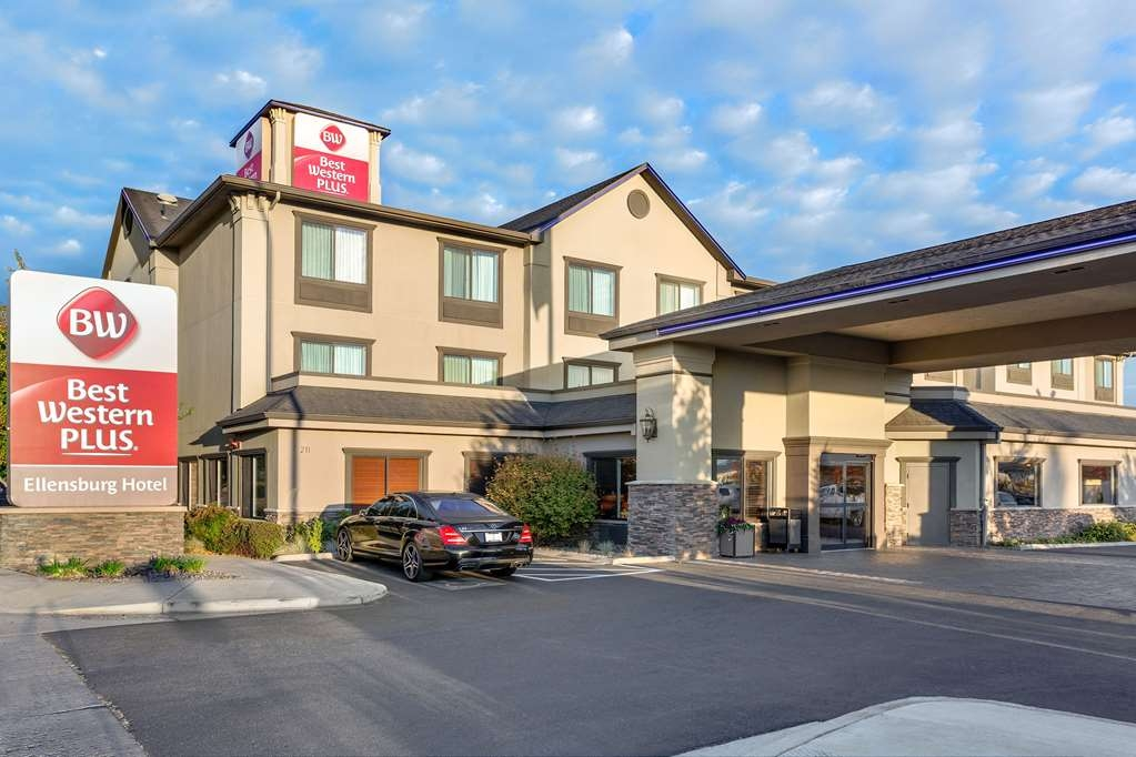 Best Western Plus Ellensburg Hotel - Best Western Plus Ellensburg Hotel