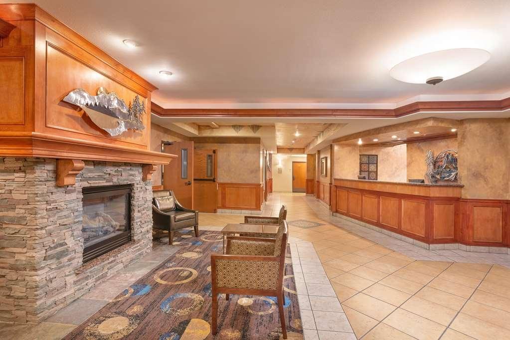 Best Western Plus Ellensburg Hotel - Lobbyansicht