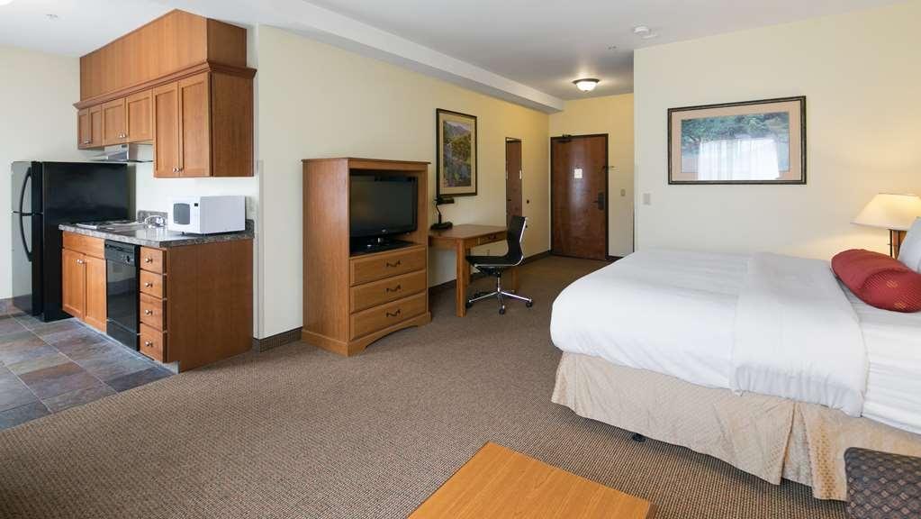 Best Western Plus Ellensburg Hotel - Gästezimmer/ Unterkünfte