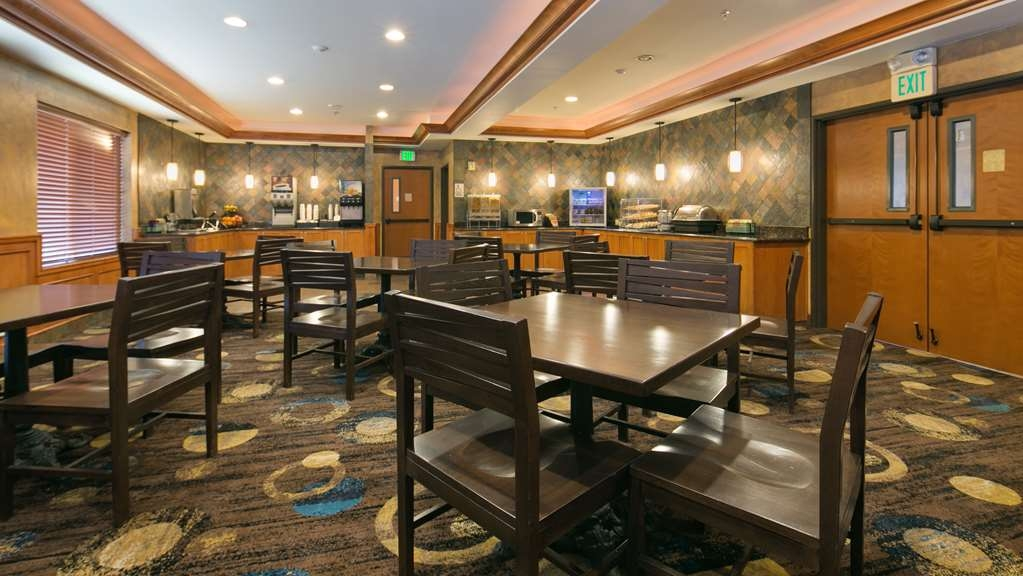 Best Western Plus Ellensburg Hotel - Restaurant / Etablissement gastronomique