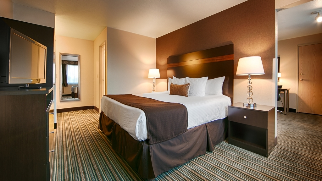 Best Western Alderwood - Suite