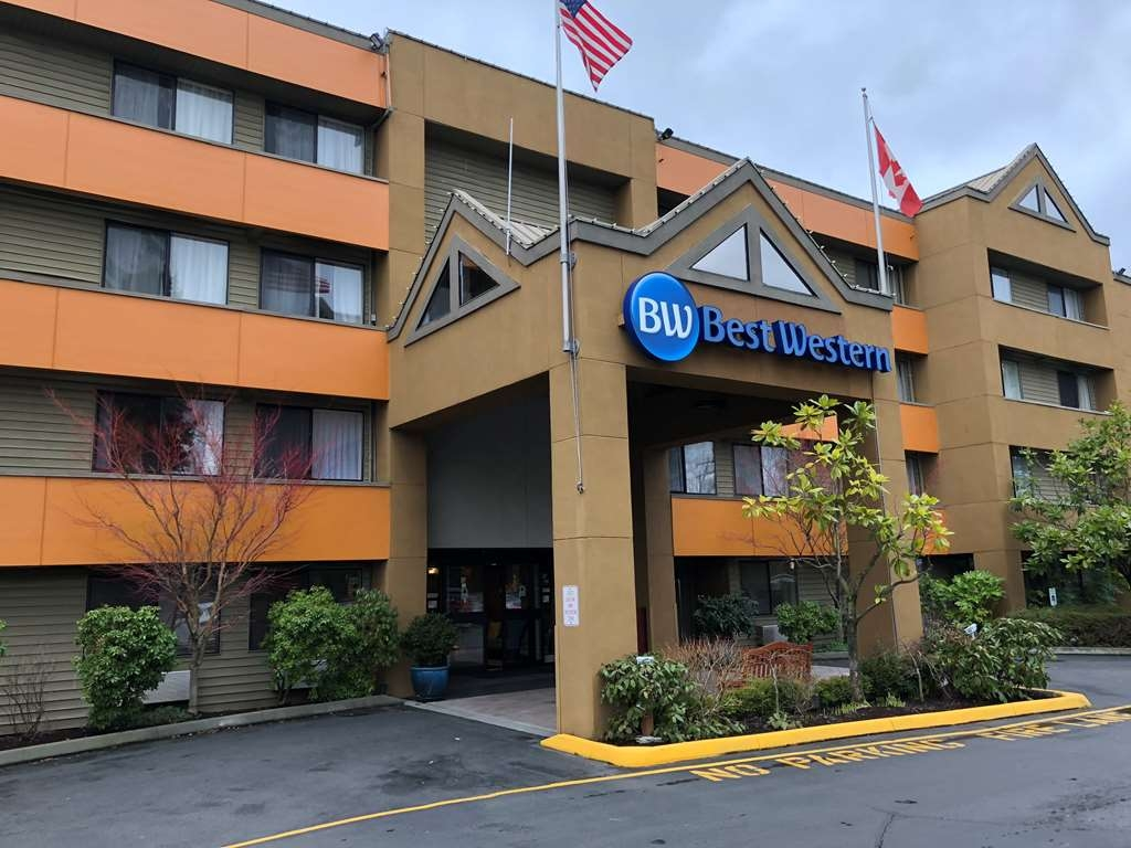 Best Western Alderwood - Vista Exterior