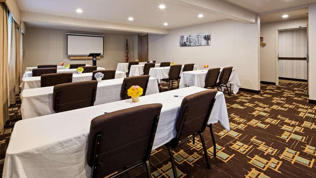 Best Western Alderwood - Sala de reuniones