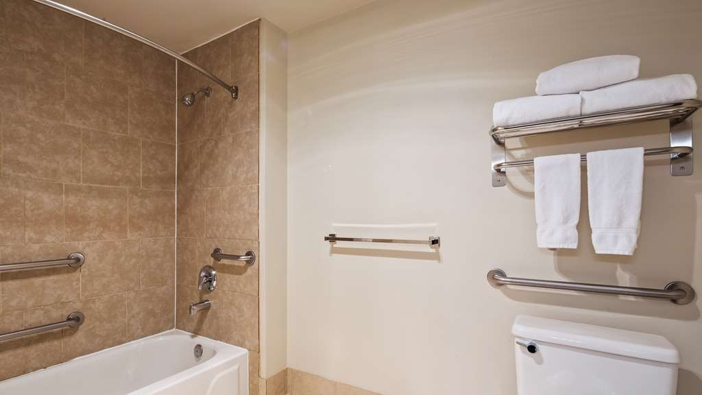 Best Western Alderwood - We take pride in having everything spotless for your arrival.