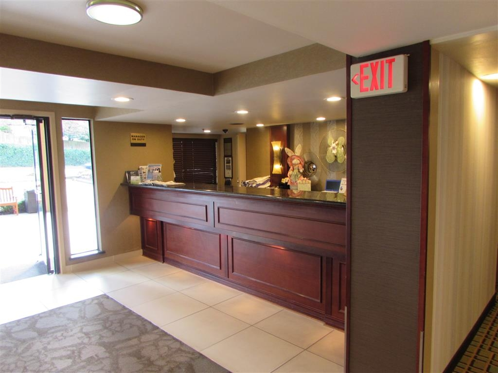 Best Western Alderwood - You have the question, we have the answer.
