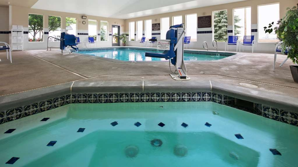 Best Western Bronco Inn - Indoor Pool