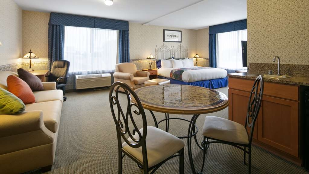 Best Western Bronco Inn - Guest Room