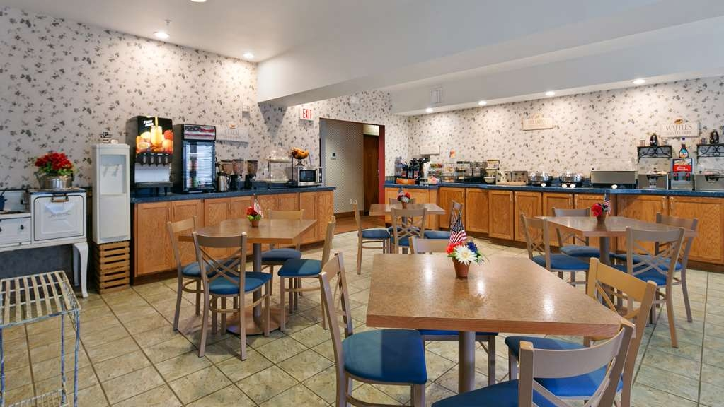 Best Western Bronco Inn - Breakfast Area