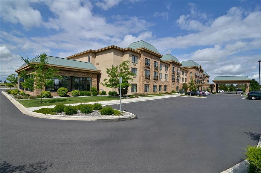 Best Western Premier Pasco Inn & Suites - Aussenansicht